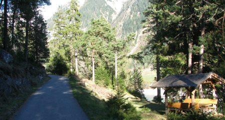 nach 8,5 km (letzter Anstieg – Schlussetappe)